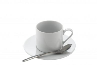 Tasse à thé et sous tasse