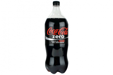 Soda Coca-Cola Zéro (125cL)