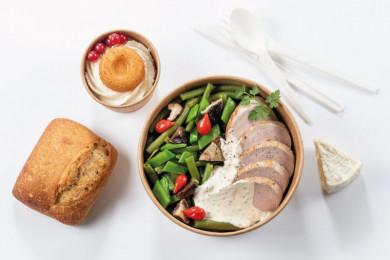 Filet de porc francilien à...