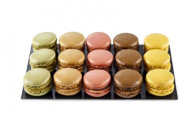 Mini macarons - 20 pièces...