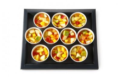 Salade de fruits exotiques...