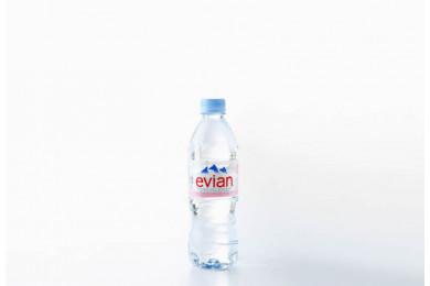 Eau plate Evian 50cl